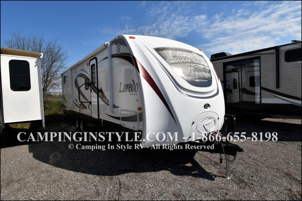 2012 KEYSTONE LAREDO 291TG (bunks)