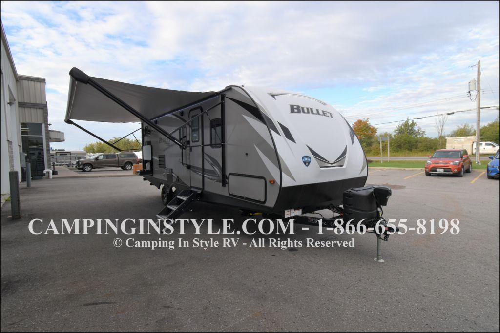 2020 KEYSTONE BULLET 243BHS (bunks) - Image 1