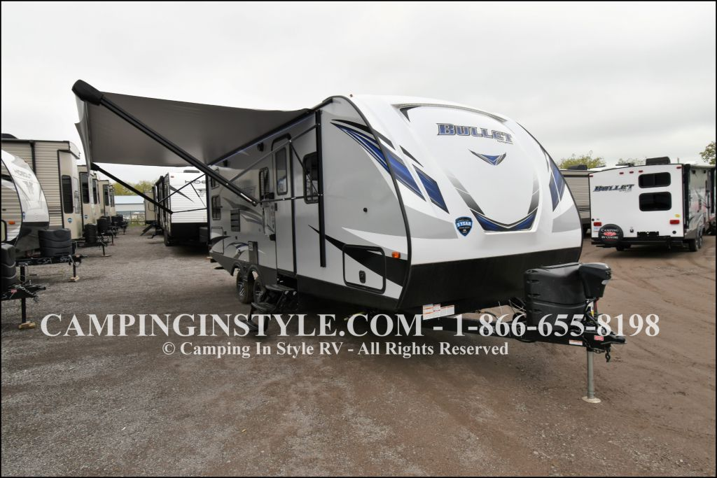 2020 KEYSTONE BULLET 243BHS (bunks)