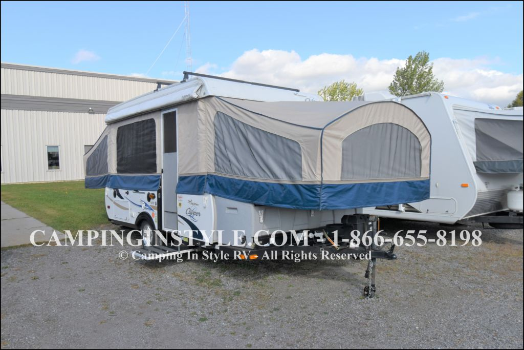 2013 COACHMEN CLIPPER 1285SST (bunks)