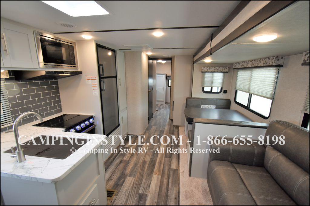 2020 KEYSTONE BULLET 308BHS (bunks) - Image 3