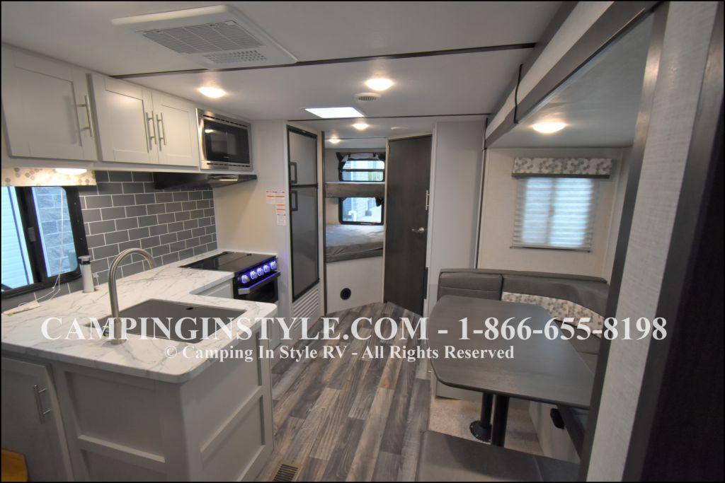 2020 KEYSTONE BULLET 243BHS (bunks) - Image 3