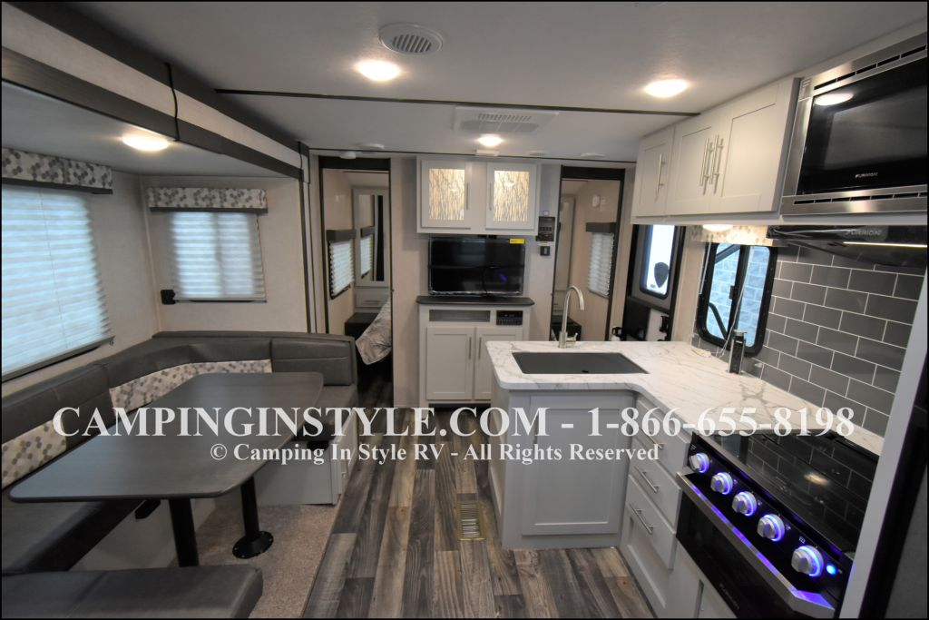 2020 KEYSTONE BULLET 243BHS (bunks) - Image 4
