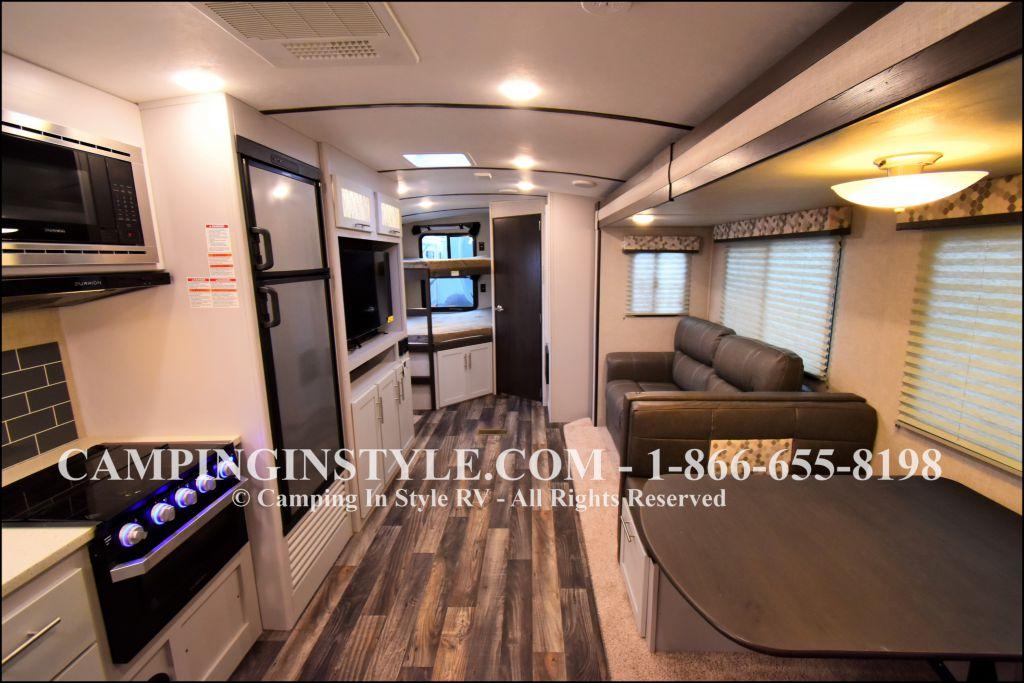 2019 KEYSTONE PREMIER 29BHPR (bunks) - Image 3