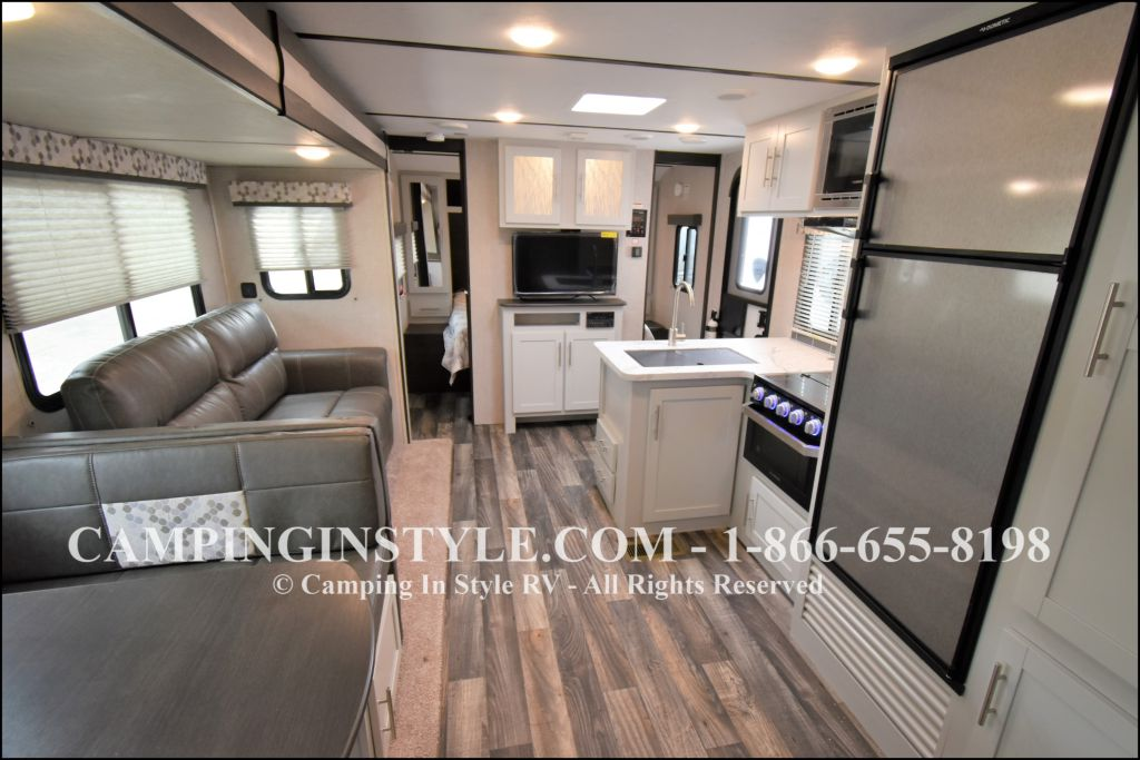 2020 KEYSTONE BULLET 308BHS (bunks) - Image 4
