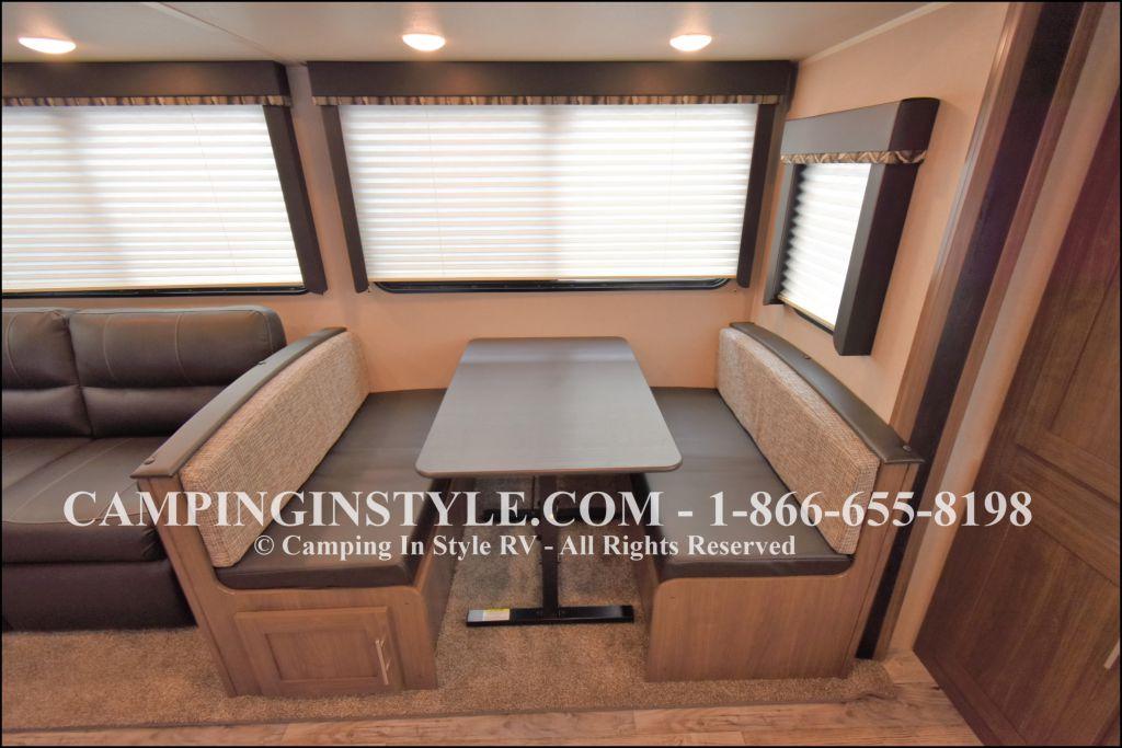 2020 KEYSTONE HIDEOUT 38FKTS (bunks) - Image 9