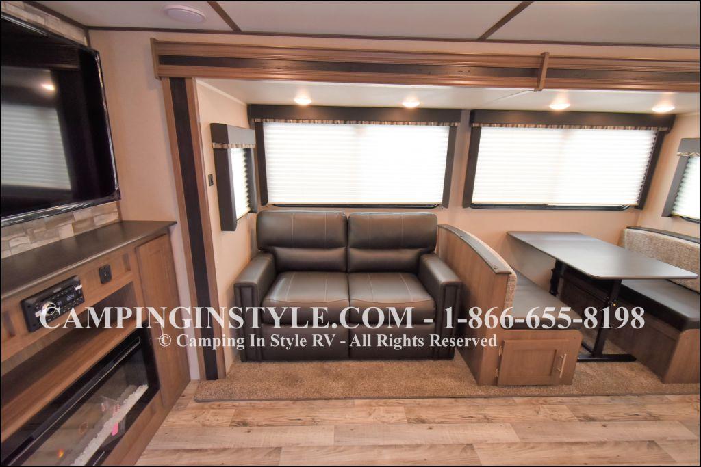 2020 KEYSTONE HIDEOUT 38FKTS (bunks) - Image 10