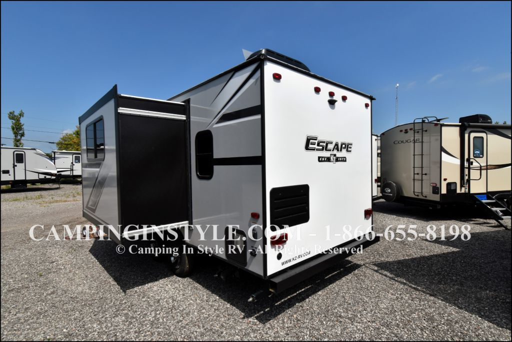 2020 K-Z INC. ESCAPE 201RB (couples) - Image 11