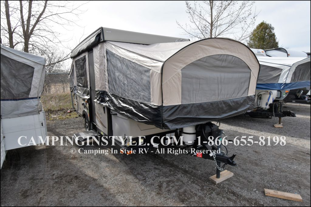 2018 COACHMEN CLIPPER 1285ST (bunks)