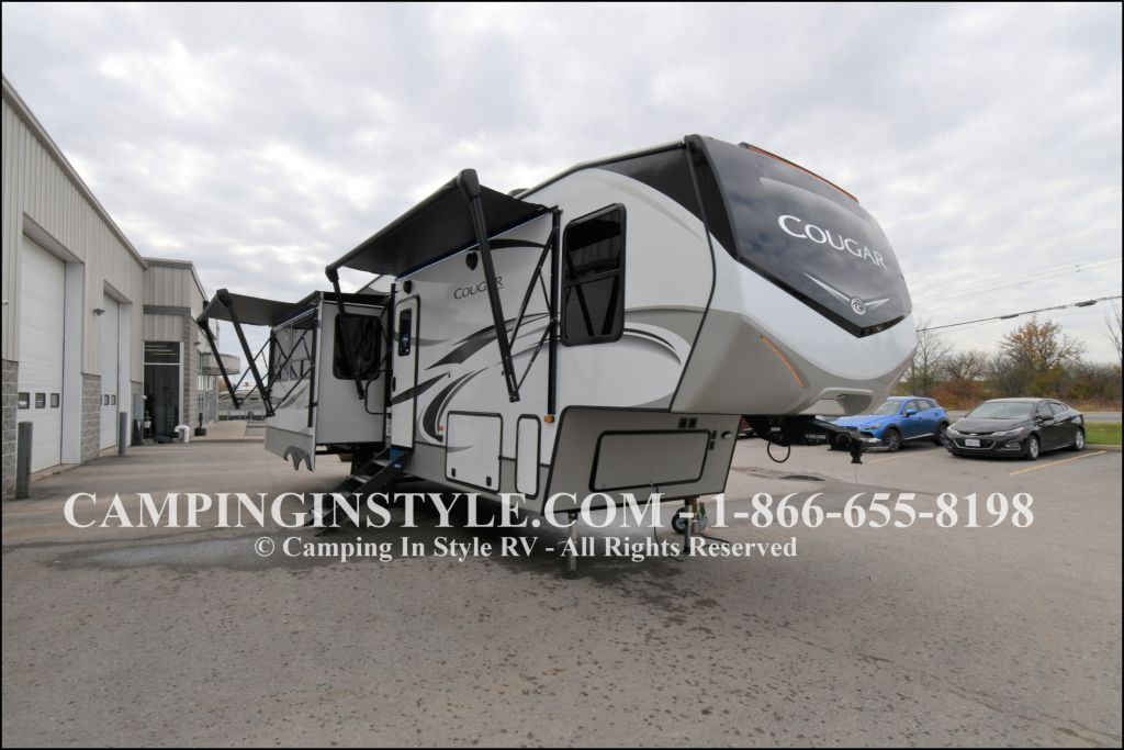 2020 KEYSTONE COUGAR 315RLS (couples) - Image 1