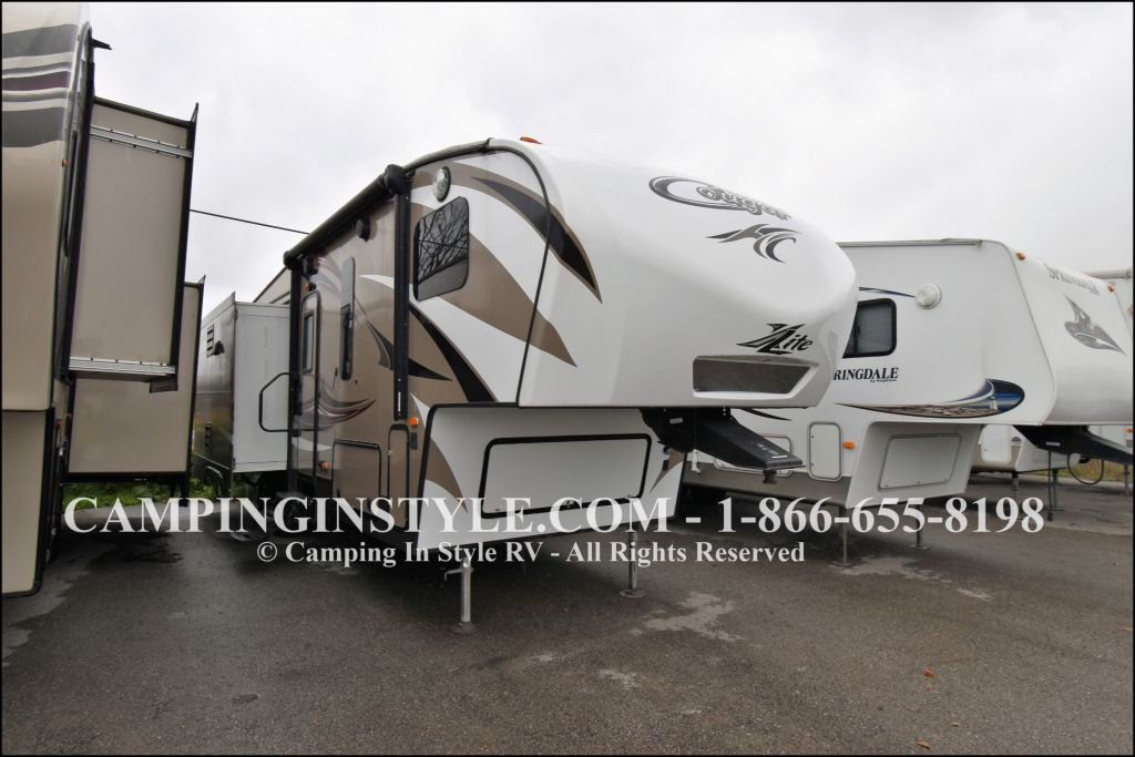 2015 KEYSTONE COUGAR HIGH COUNTRY 29RLI (couples)