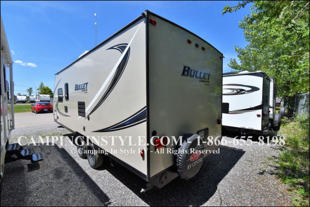2018 KEYSTONE BULLET CROSSFIRE 2200BH (bunks) - Image 14