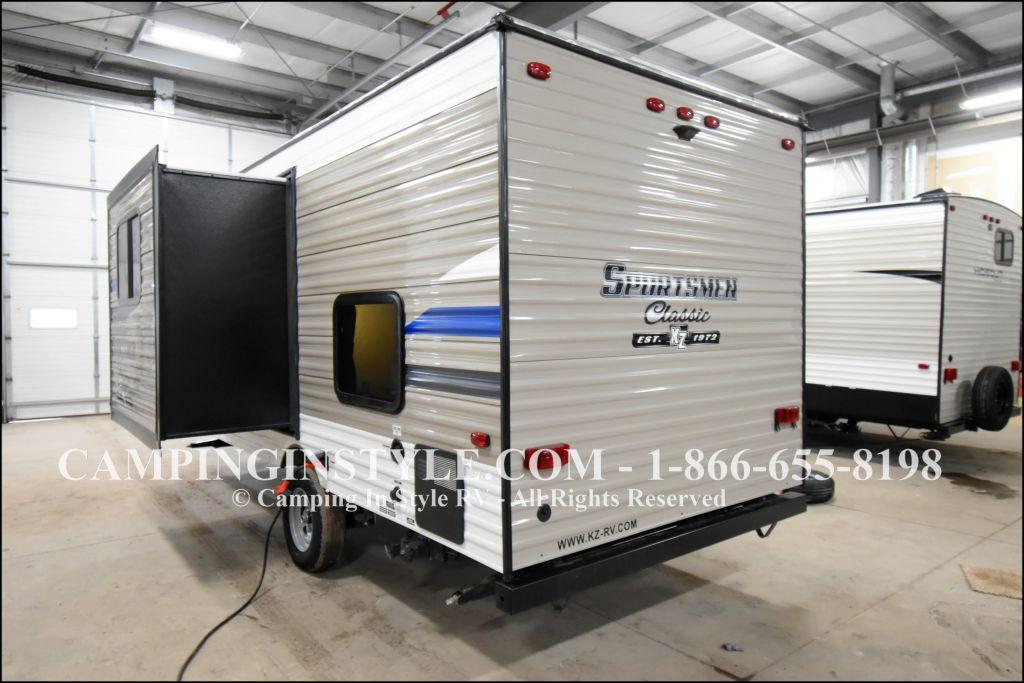 2020 K-Z INC. SPORTSMEN CLASSIC 181BH (bunks) - Image 11