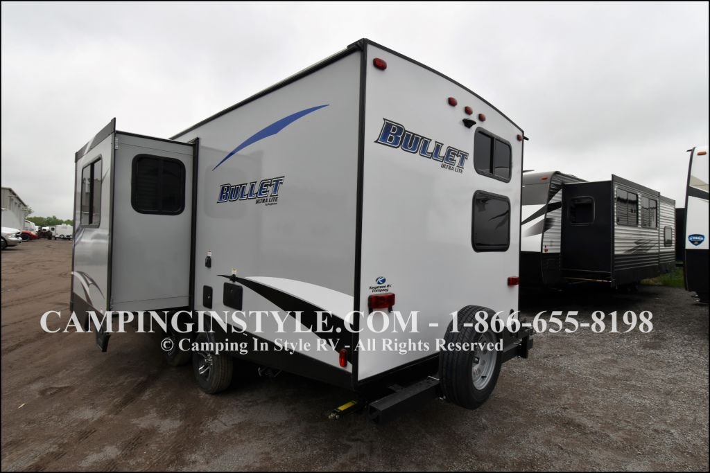 2020 KEYSTONE BULLET 243BHS (bunks) - Image 21