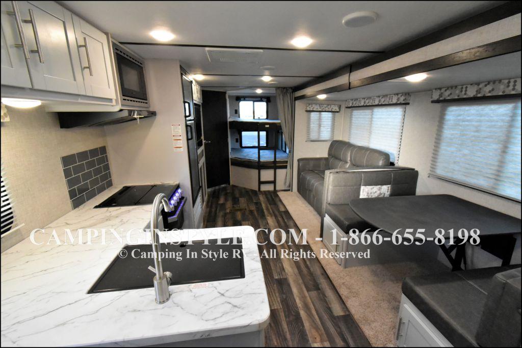 2019 KEYSTONE BULLET 290BHS (bunks) - Image 3