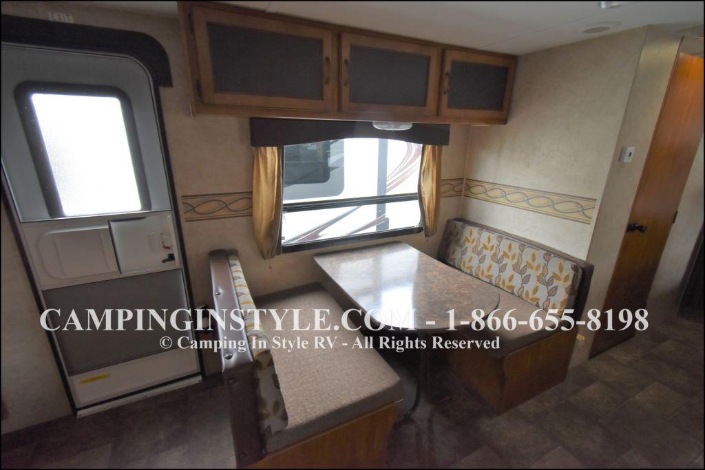 2012 KEYSTONE RV BULLET 286QBS (bunks) - Image 5