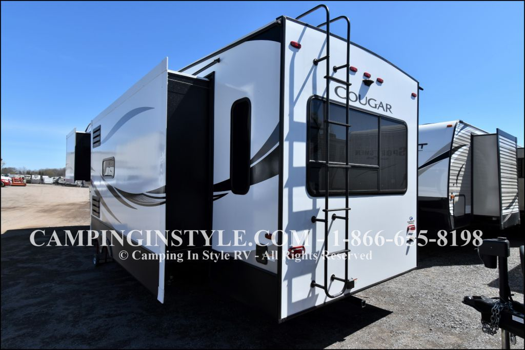 2020 KEYSTONE COUGAR 315RLS (couples) - Image 16