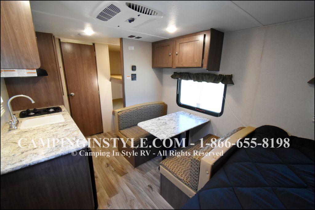 2019 KEYSTONE HIDEOUT LHS 175LHS (bunks) - Image 2