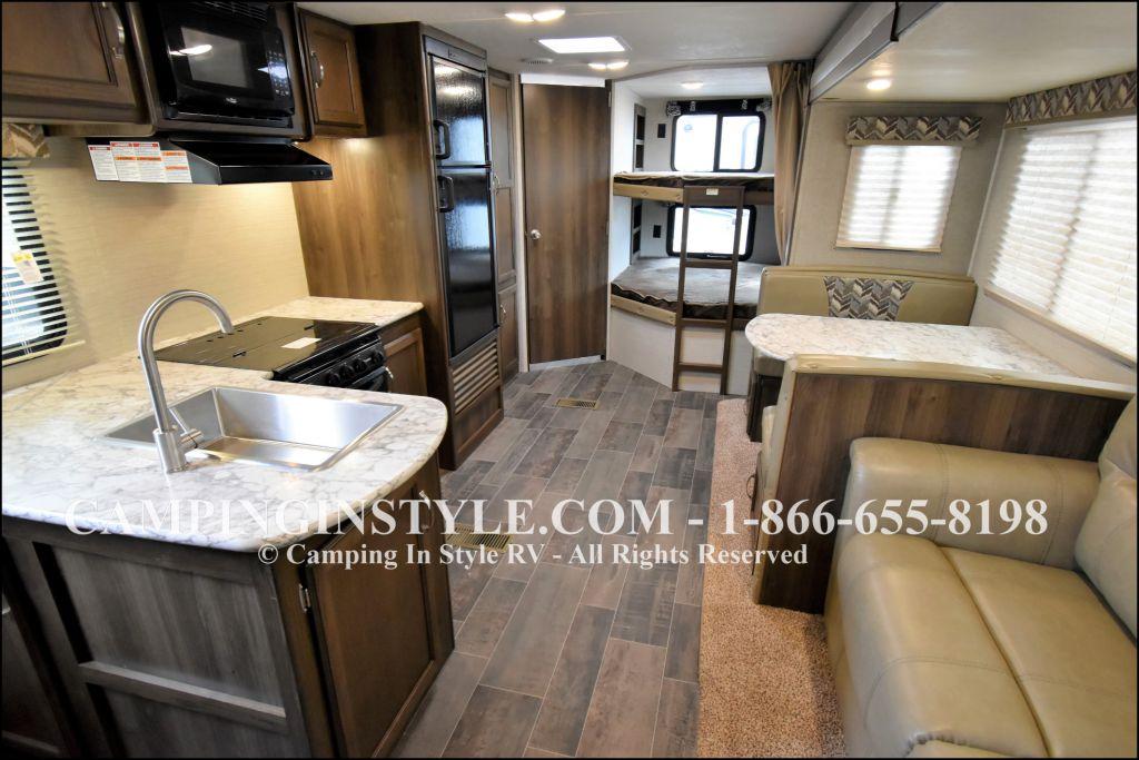 2019 KEYSTONE BULLET 272BHS (bunks) - Image 3