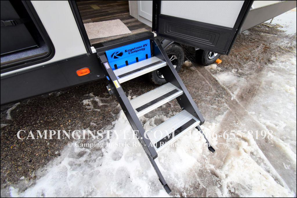 2019 KEYSTONE PREMIER 29BHPR (bunks) - Image 23