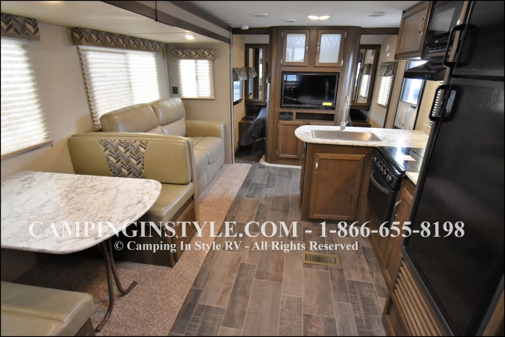 2019 KEYSTONE BULLET 272BHS (bunks) - Image 4