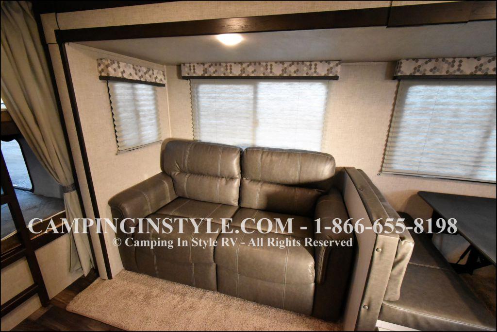 2019 KEYSTONE BULLET 290BHS (bunks) - Image 7