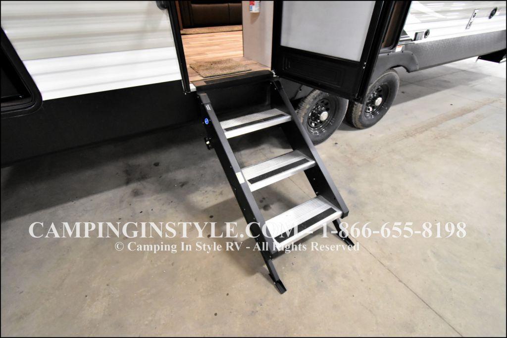 2019 KEYSTONE HIDEOUT 29DFS (bunks) - Image 21