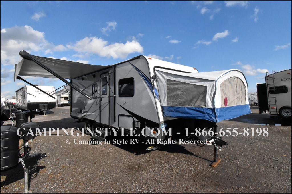 2019 KEYSTONE BULLET CROSSFIRE 2190EX (bunks)