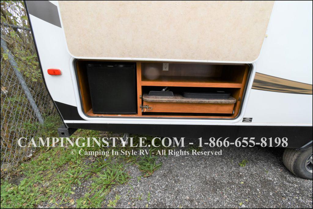 2012 KEYSTONE RV BULLET 286QBS (bunks) - Image 13