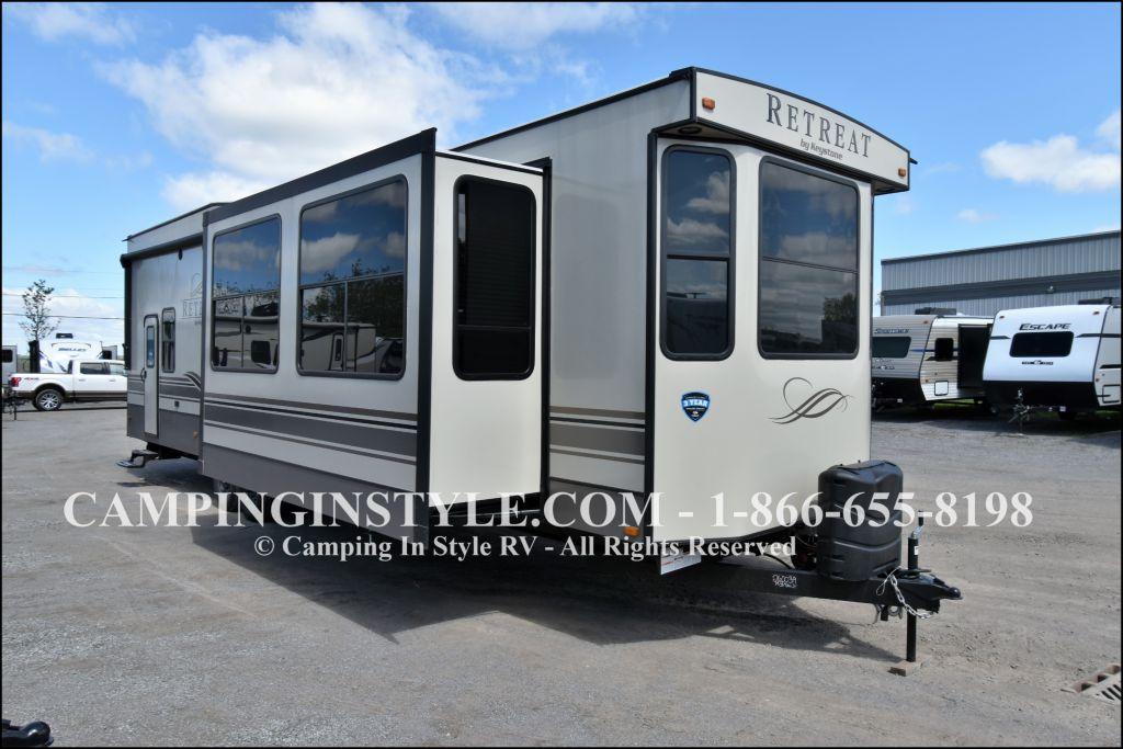 2020 KEYSTONE RETREAT 391LOFT (bunks)