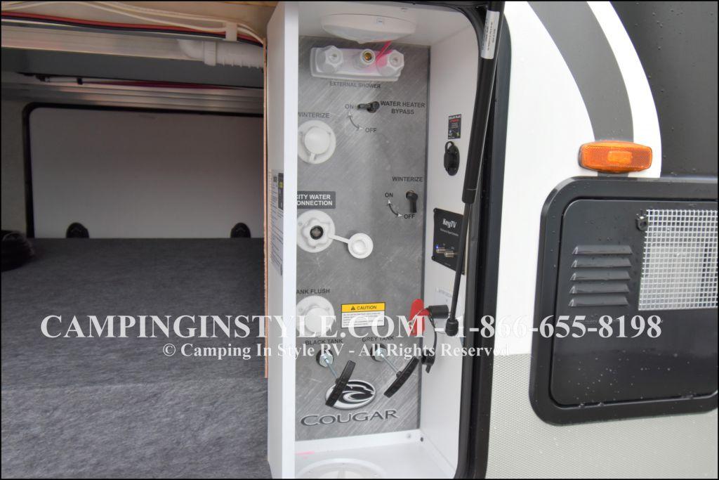 2020 KEYSTONE RV COUGAR HALF-TON 29MBS (bunks) - Image 16