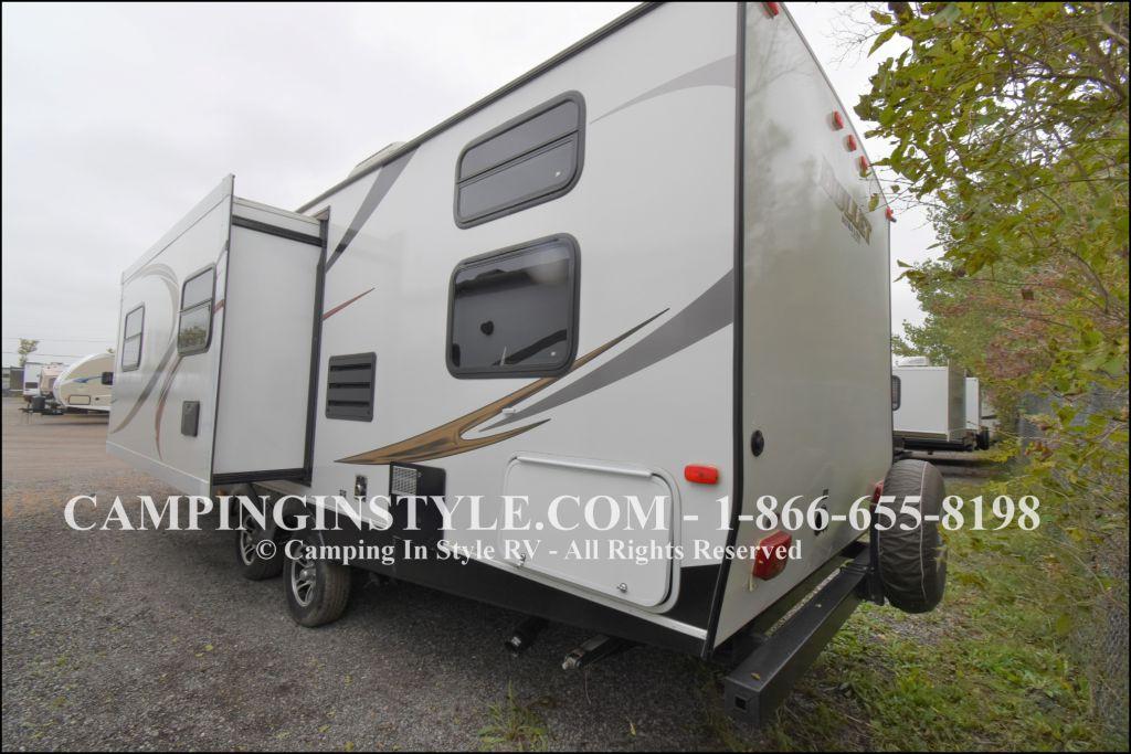 2012 KEYSTONE RV BULLET 286QBS (bunks) - Image 15