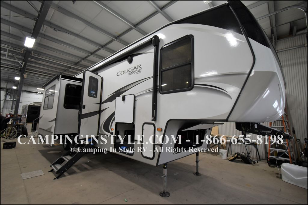 2020 KEYSTONE COUGAR 353SRX (bunks)