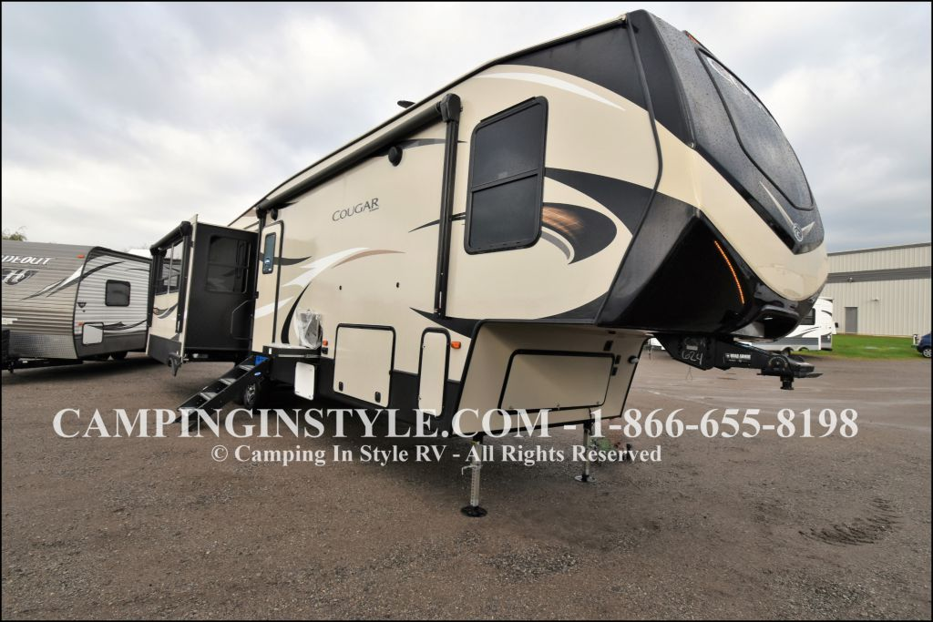 2019 KEYSTONE COUGAR 361RLW (couples)