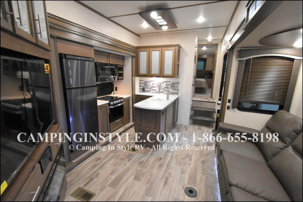 2020 KEYSTONE COUGAR 353SRX (bunks) - Image 4