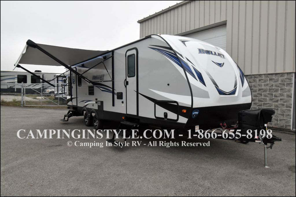 2019 KEYSTONE BULLET 269RLS (couples)