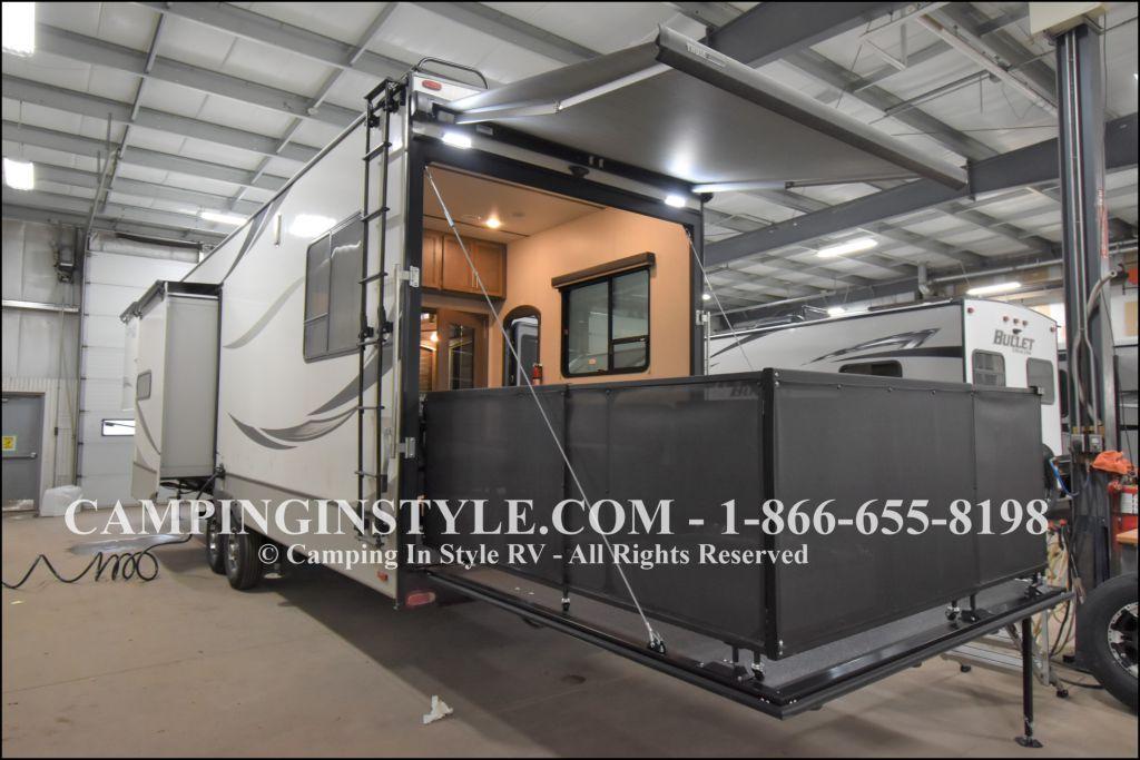 2020 KEYSTONE COUGAR 353SRX (bunks) - Image 14