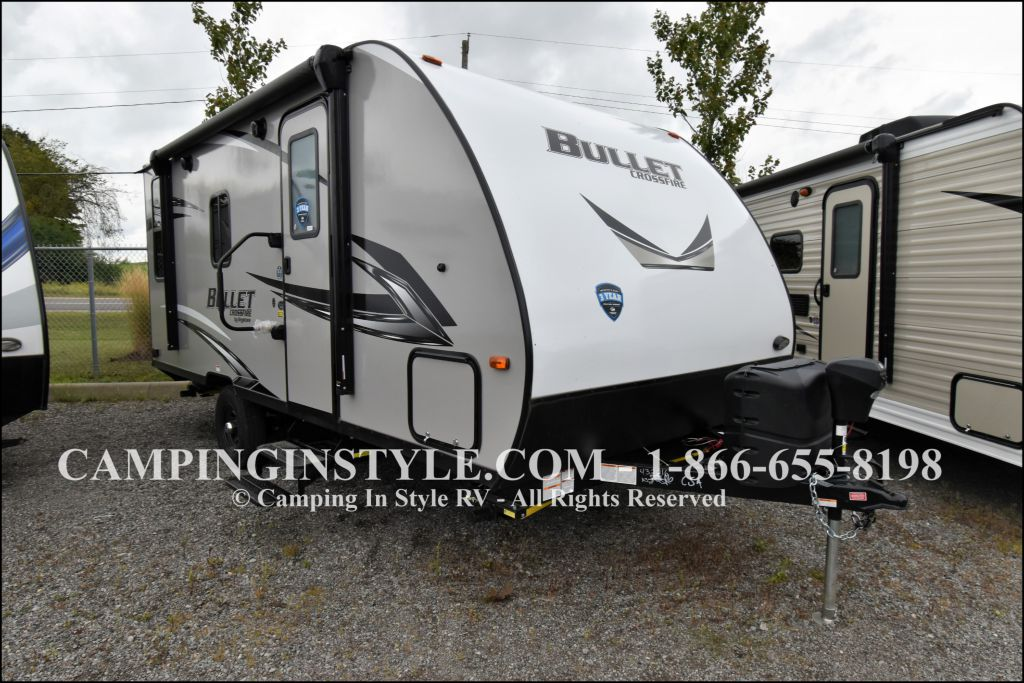 2020 KEYSTONE BULLET CROSSFIRE 1900RD (couples) - Image 1