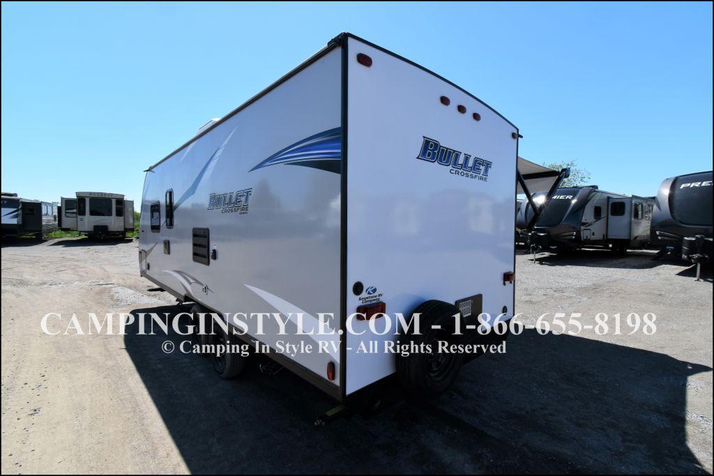 2020 KEYSTONE BULLET CROSSFIRE 2200BH (bunks) - Image 12