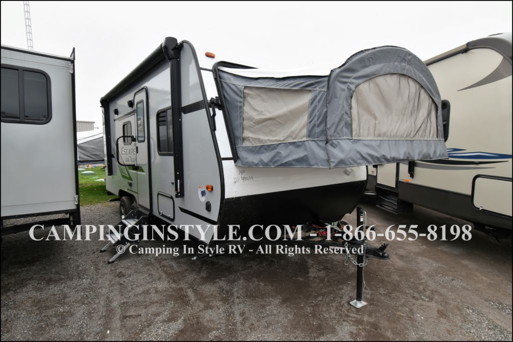 2020 K-Z INC. ESCAPE E180RBT (bunks)