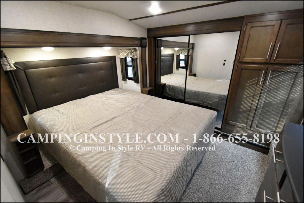 2019 KEYSTONE COUGAR 368MBI (bunks) - Image 14