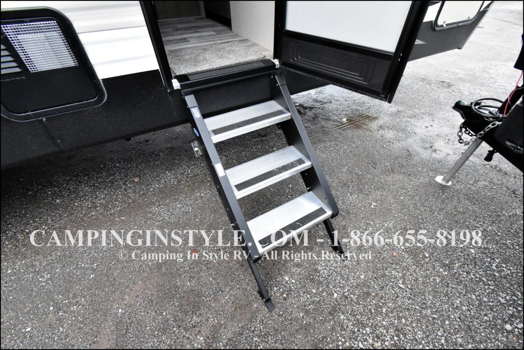 2019 KEYSTONE HIDEOUT 28BHS (bunks) - Image 18