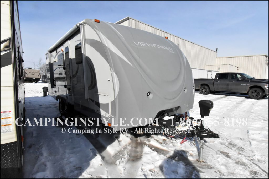 2011 CRUISER RV VIEWFINDER 22RBDS (couples)
