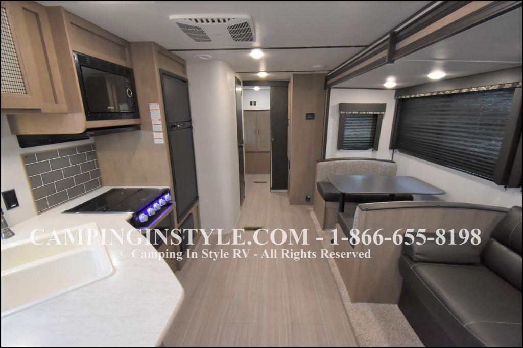 2020 KEYSTONE HIDEOUT LHS 290LHS (bunks) - Image 3