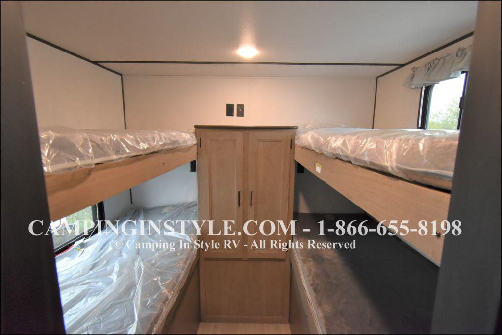 2020 KEYSTONE HIDEOUT LHS 290LHS (bunks) - Image 8