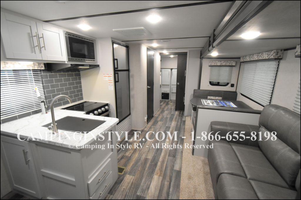 2020 KEYSTONE BULLET 287QBS (bunks) - Image 3