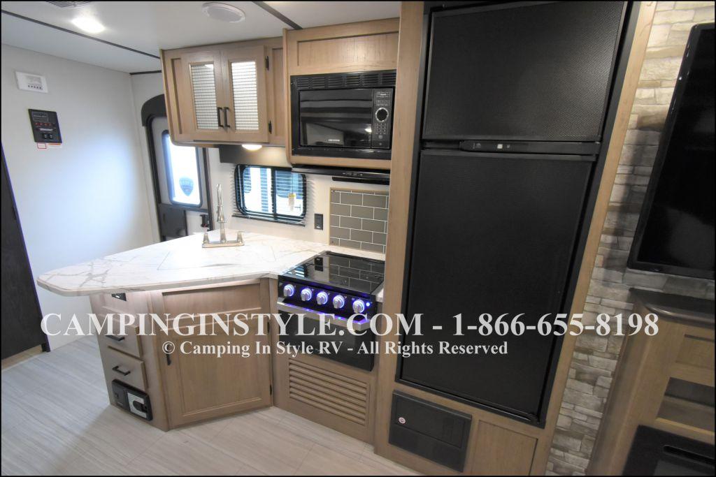 2020 KEYSTONE HIDEOUT 28BHS (bunks) - Image 10