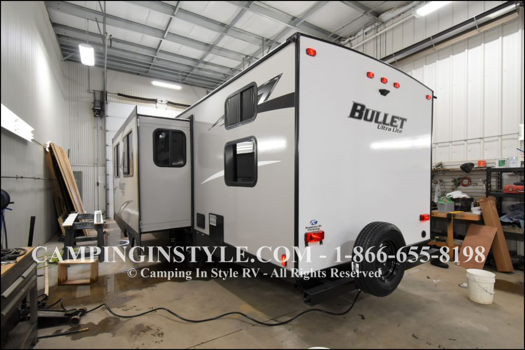 2020 KEYSTONE BULLET 287QBS (bunks) - Image 16