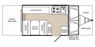 2013 PALOMINO TRAVERSE ACADIA (bunks) Floorplan