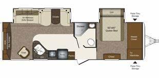 2011 KEYSTONE LAREDO 296RE (couples) Floorplan